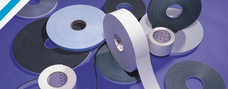 Foam Tape: Double Sided Foam Tape, Single Sided Foam Tape