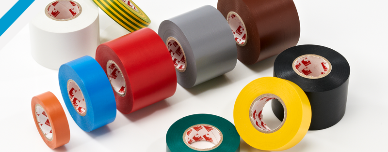 PVC Tape, PVC Electrical Tape | Scapa on